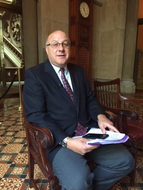 Siena Spokesman Steve Greenberg