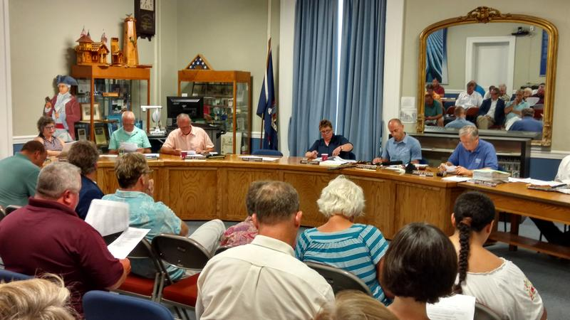 Plattsburgh City Council meeting 8-11-16