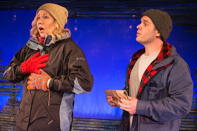 "A scene from ""Almost Maine"""