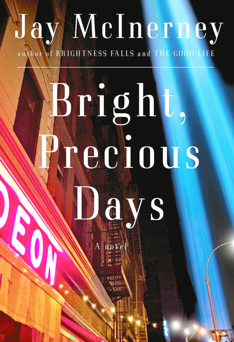 Book Cover - Bright Precious Days