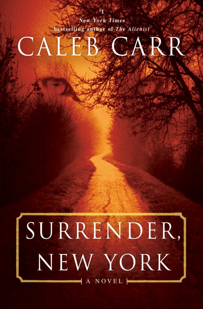 Book Cover - Surrender, New York