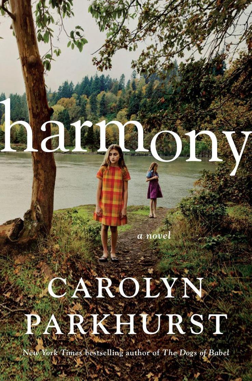 Book Cover - Harmony