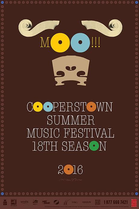 Cooperstown Summer Music Festival 2016