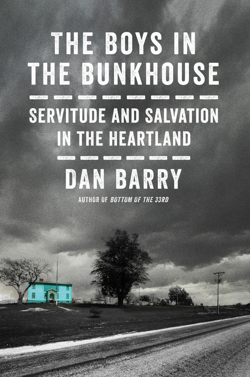 Book Cover - The Boys in the Bunkhouse