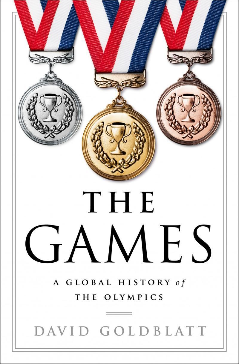 Book Cover - The Games