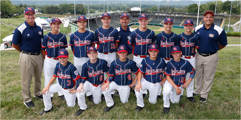 Endwell NY 2016 Little League World Series Team