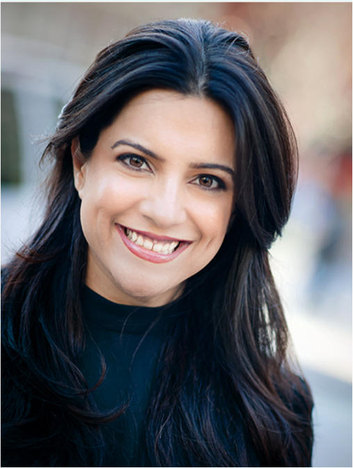 Reshma Saujani, CEO and Founder, Girls Who Code