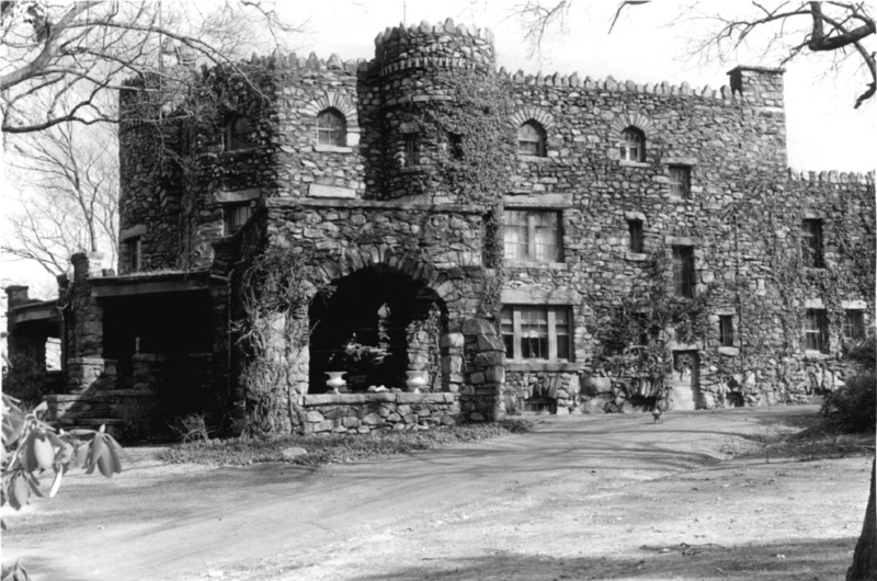 Hearthstone Castle in Danbury, Connecticut