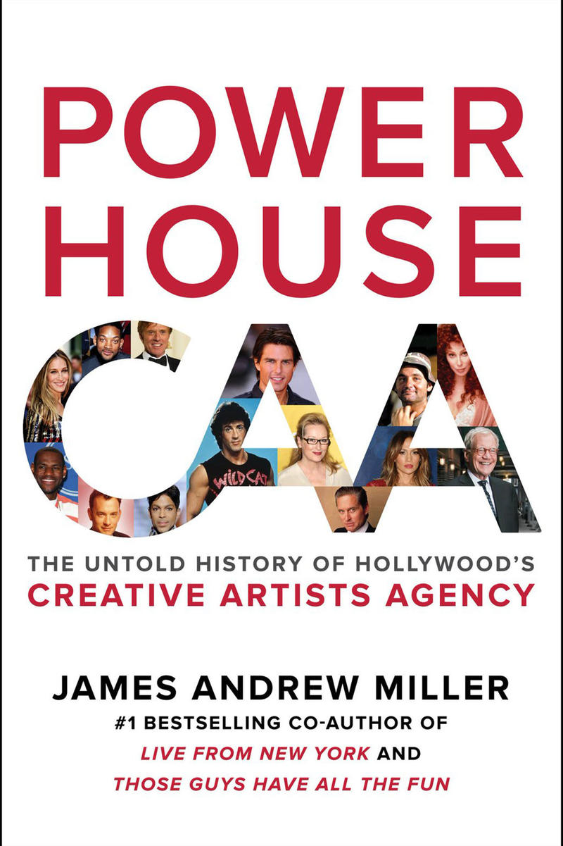 Book Cover - Powerhouse