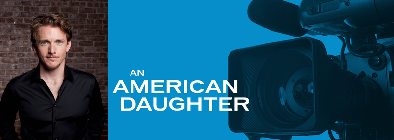 Jason Danieley and artwork for An American Daughter