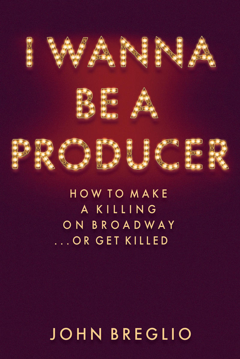 Book Cover - I Wanna Be A Producer