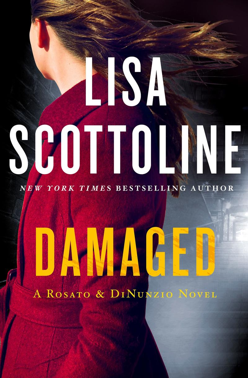 Book Cover - Damaged