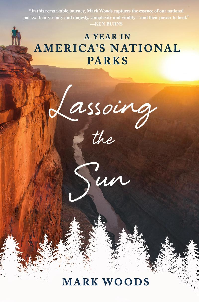 Book Cover - Lassoing the Sun