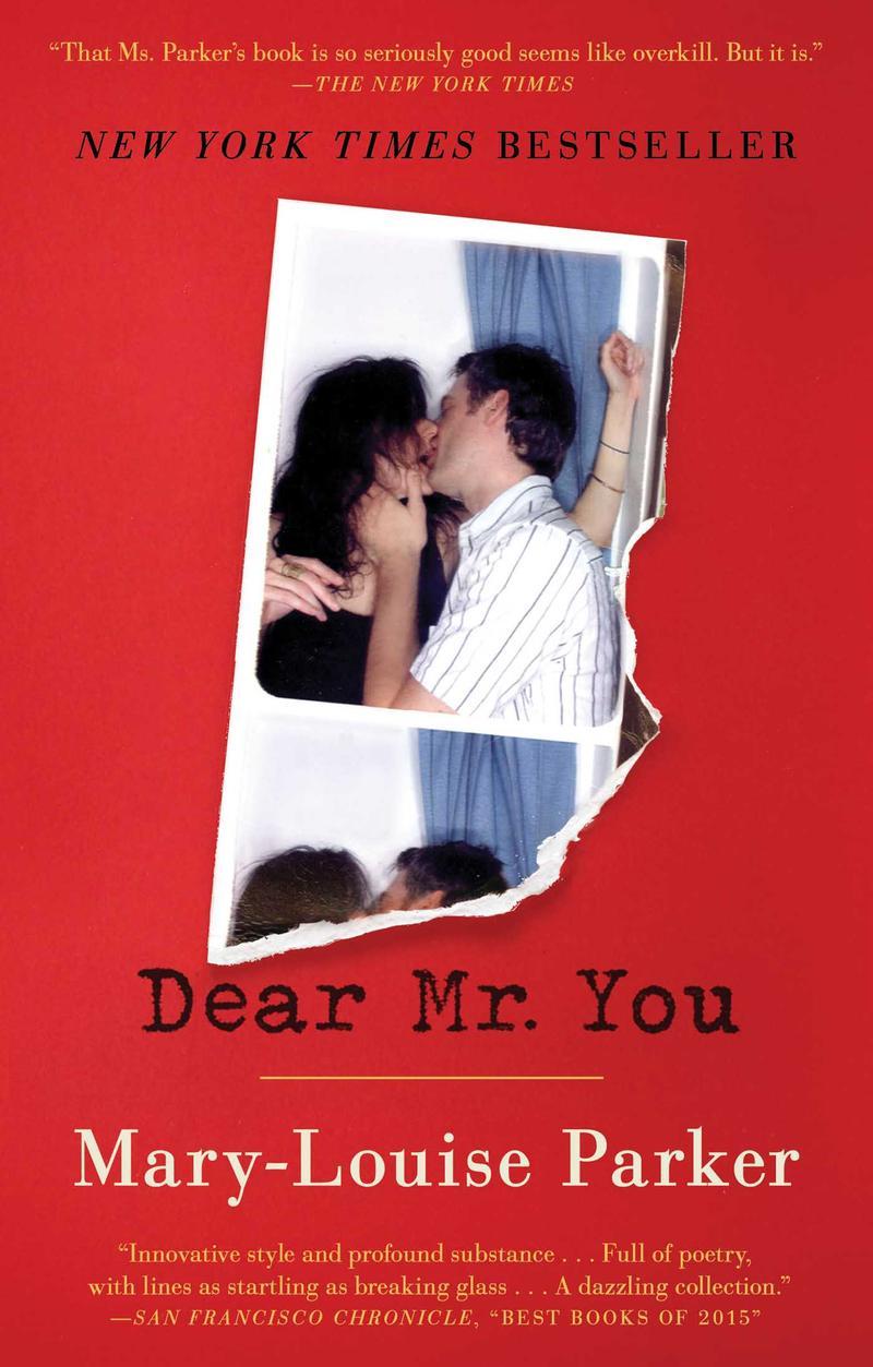 Book Cover - Dear Mr. You