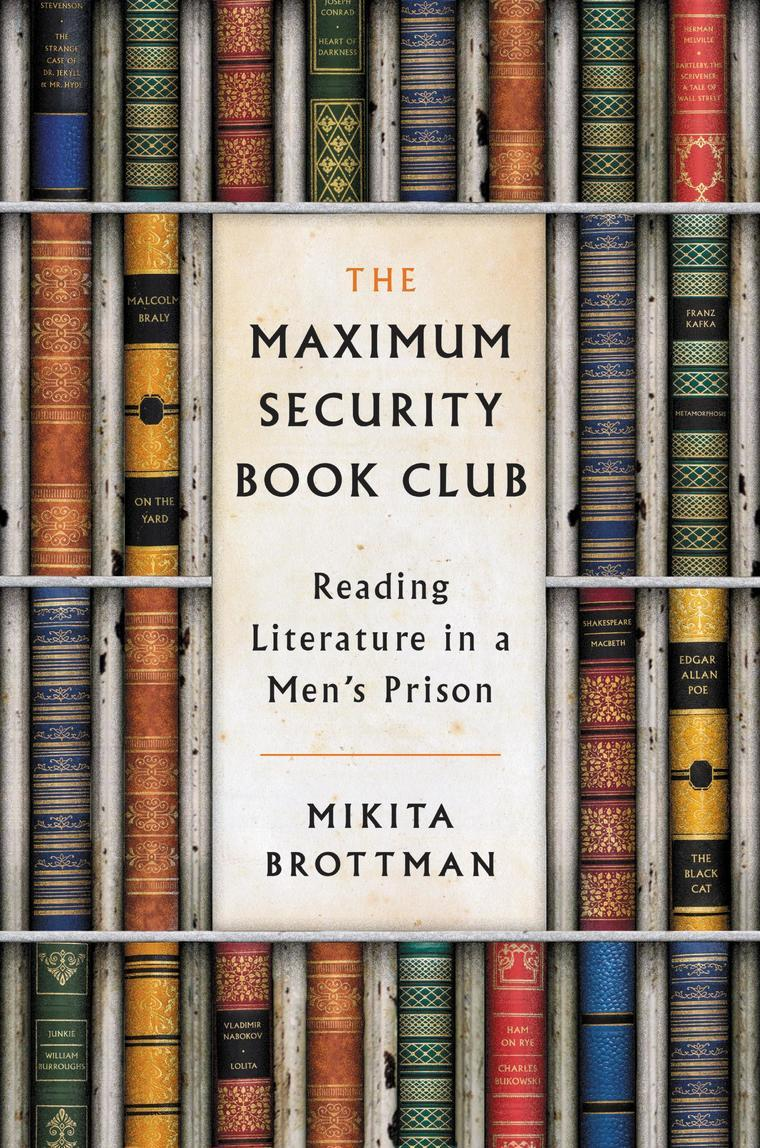 Book Cover - The Maximum Security Book Club