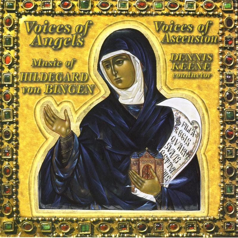 Artwork for Music of Hildegard von Bingen