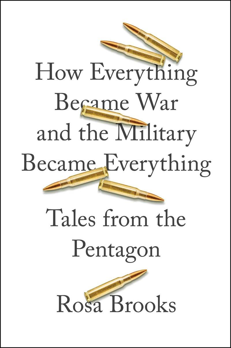 Book Cover - How Everything Became War and the Military Became Everything