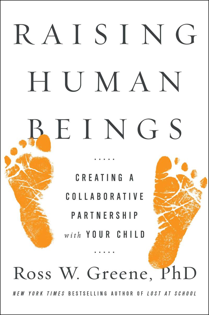 Book Cover - Raising Human Beings