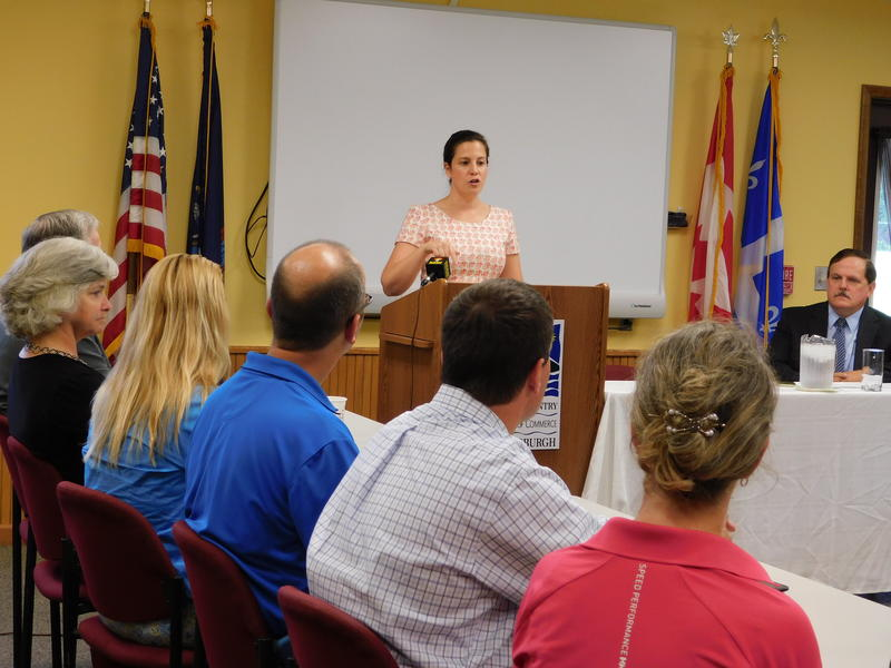 Congresswoman Elise Stefanik holds transportation roundtable