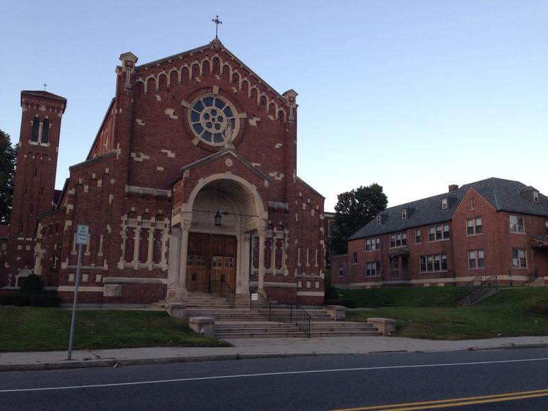 A citizens group believes the Community Preservation Act could help preserve St. Mary the Morning Star Church on Tyler St. in Pittsfield.