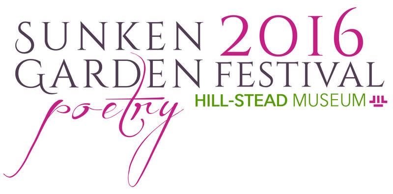 Sunken Garden Poetry Festival logo 2016