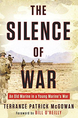 Book Cover - The Silence of War