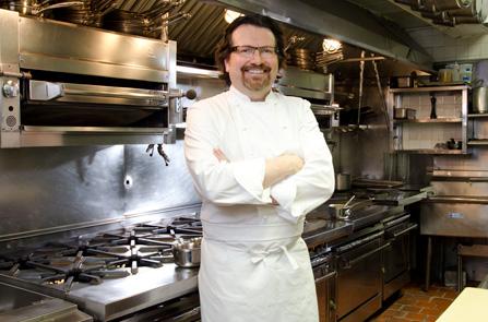 Chef Terrance Brennan