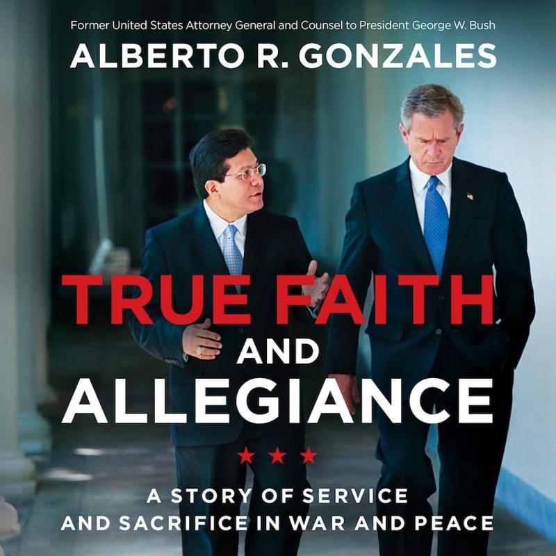 Book Cover - True Faith and Allegiance