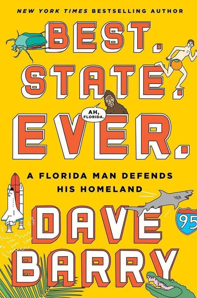 Book Cover - Best State Ever