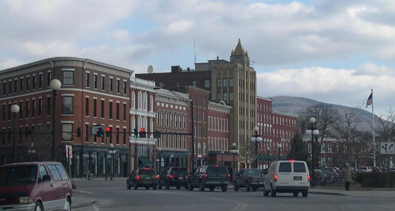 Downtown Historic District, Rutland, Vermont
