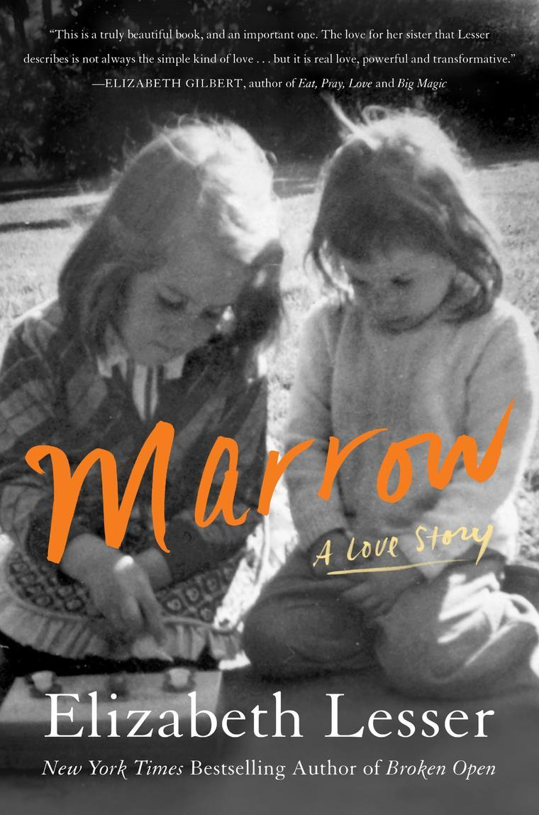Book Cover - Marrow