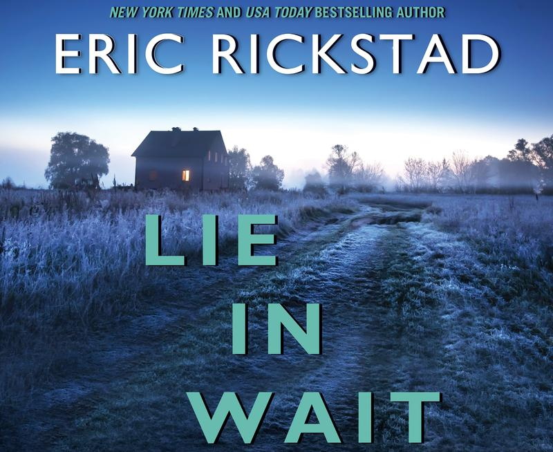 Book Cover - Lie in Wait