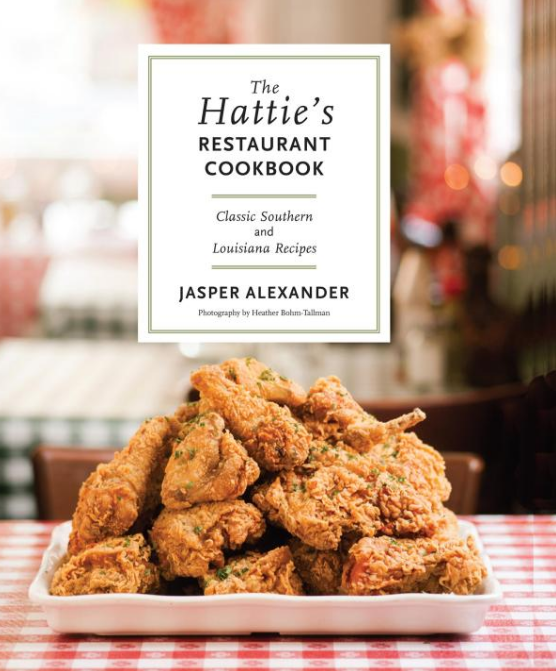 Book Cover - Hattie's Restaurant Cookbook