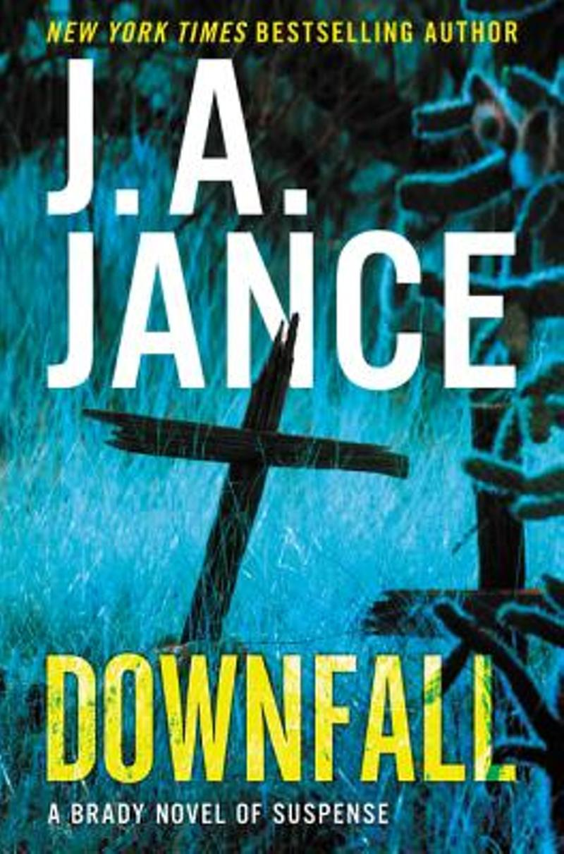 Book Cover - Downfall