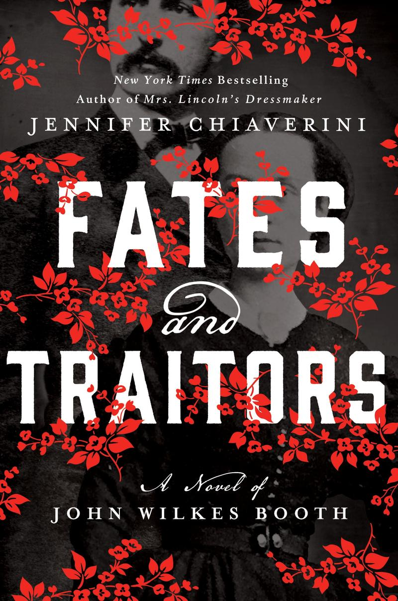 Book Cover - Fates and Traitors