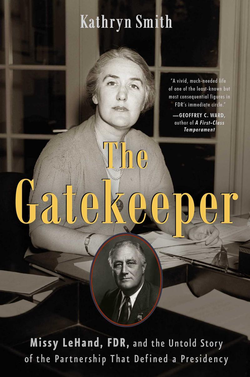 Book Cover - The Gatekeeper