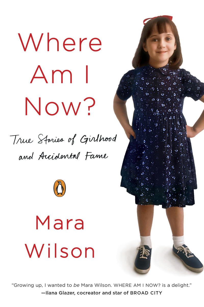 Book Cover - Where Am I Now?