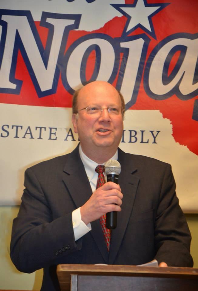 Assemblyman Bill Nojay