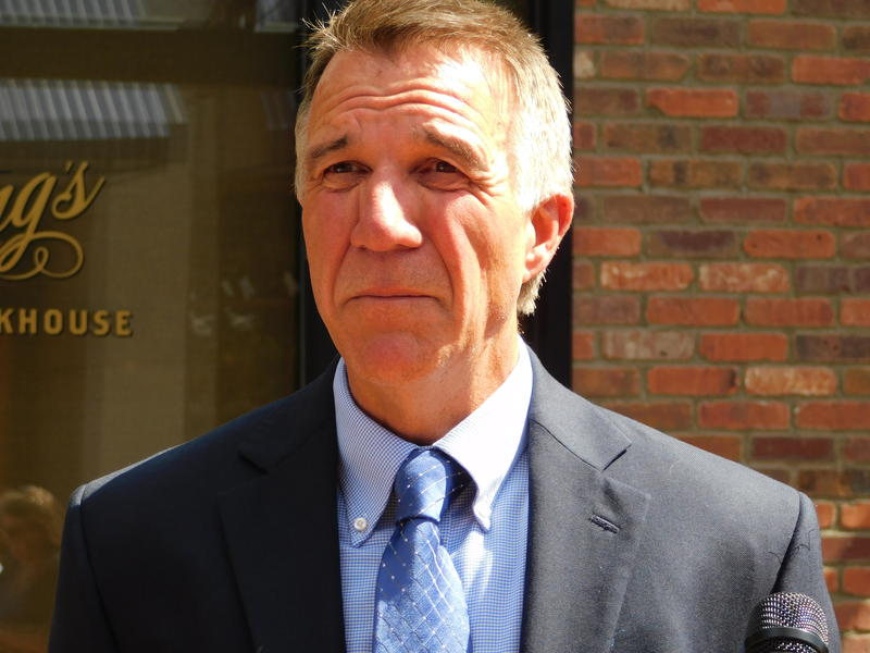 Vermont Governor Phil Scott  (file photo)