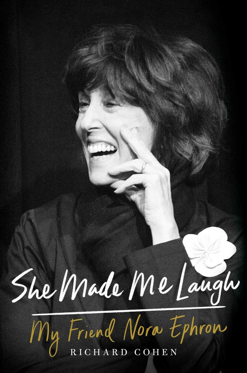 Book Cover - She Made Me Laugh