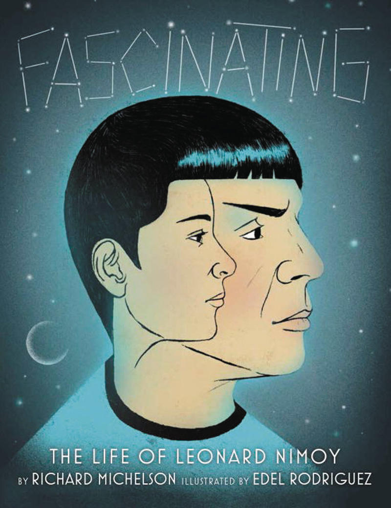 Book Cover - Fascinating: The Life Of Leonard Nimoy