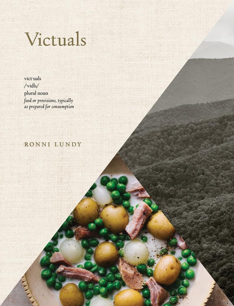 Book Cover - Victuals