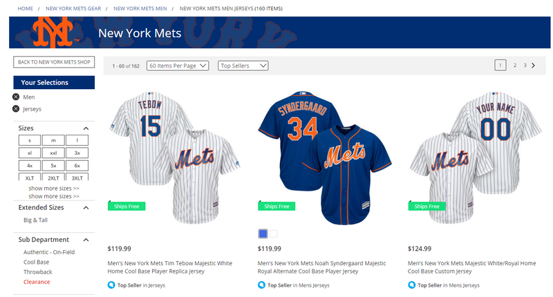 Tebow Jerseys for sale