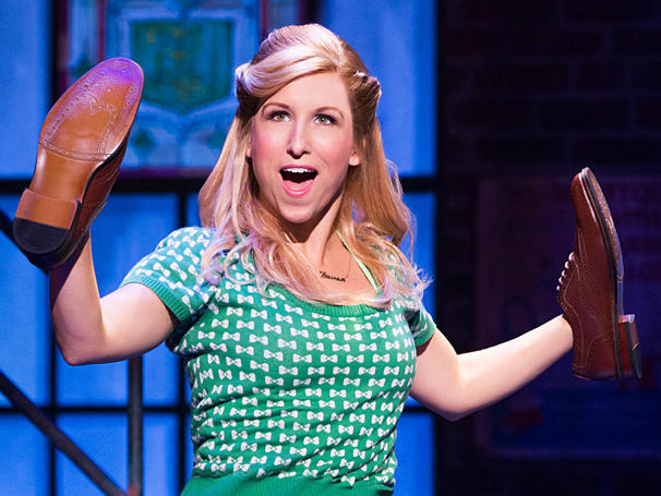 Tiffany Engen in Kinky Boots