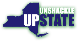 Unshakle Upstate logo