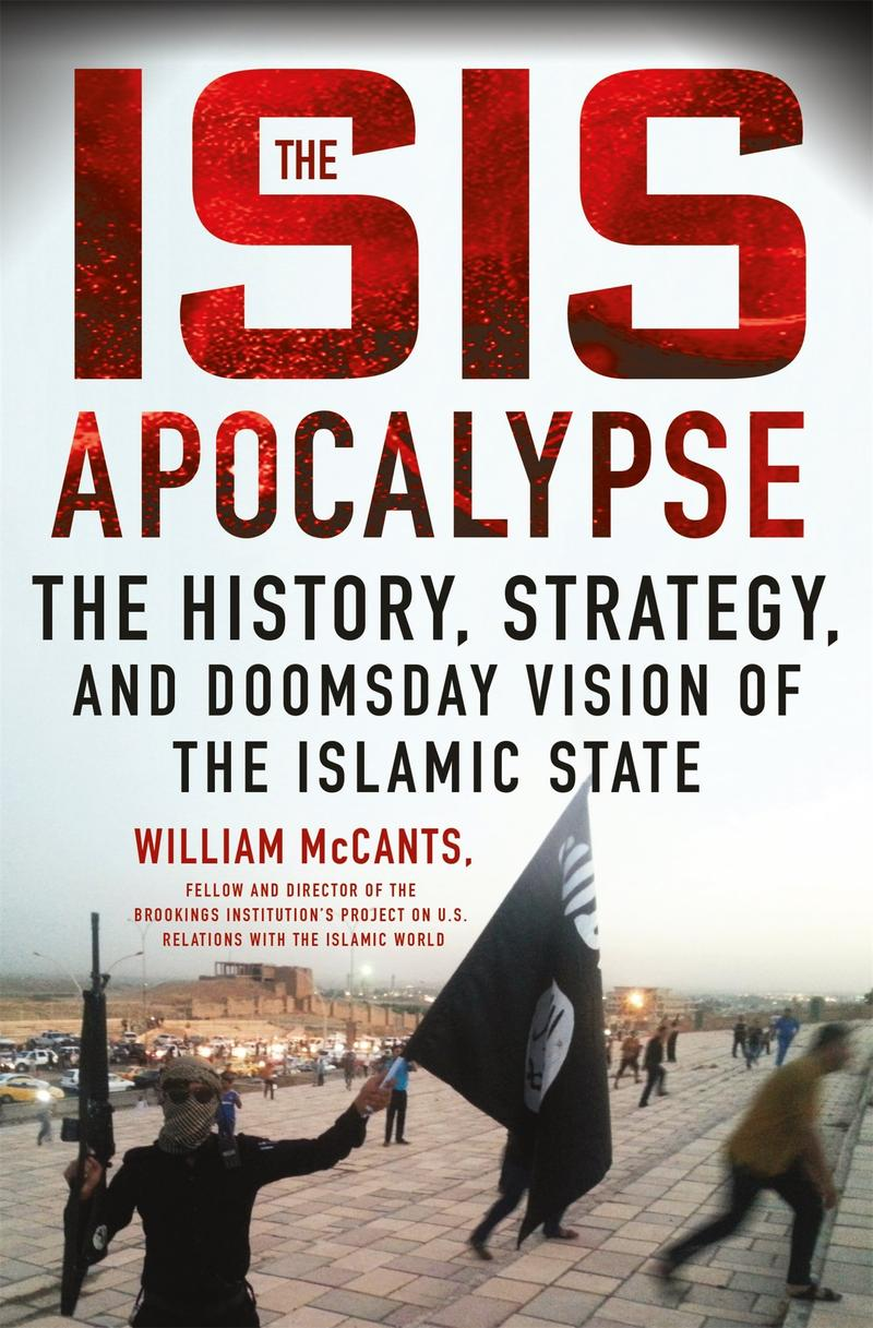 Book Cover - The Isis Apocalypse