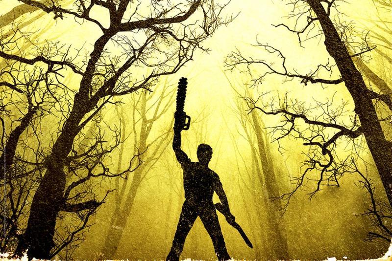 Ash Vs Evil Dead promo image