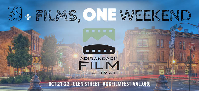 Adirondack Film Festival artwork