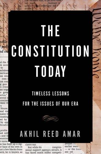 Book Cover - The Constitution Today