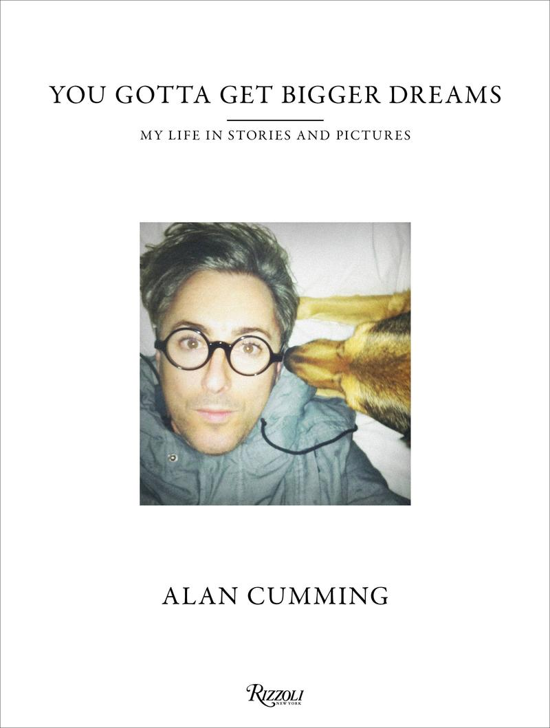 Book Cover - You Gotta Get Bigger Dreams